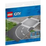 LEGO 60237 City Kurve und Kreuzung