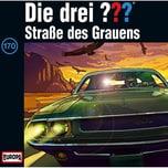 Sony CD Die Drei ??? 170 Straße des Grauens