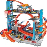 Mattel Hot Wheels City Ultimate Garage