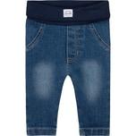 Sanetta Kidswear Baby Jeanshose mit Softbund