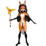 BANDAI Miraculous Mini Puppe - Rena Rouge