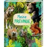 Coppenrath Freundebuch - Nature Zoom - Meine Freunde