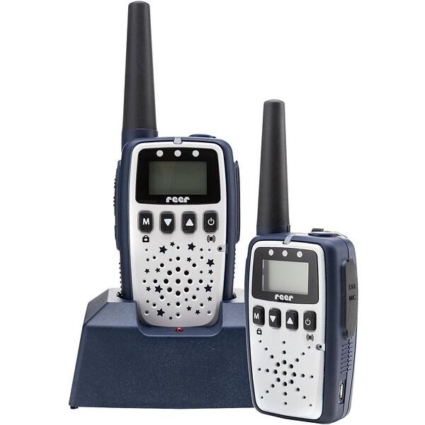 Reer CareTalk Audio-Babyphone und Walkie-Talkie