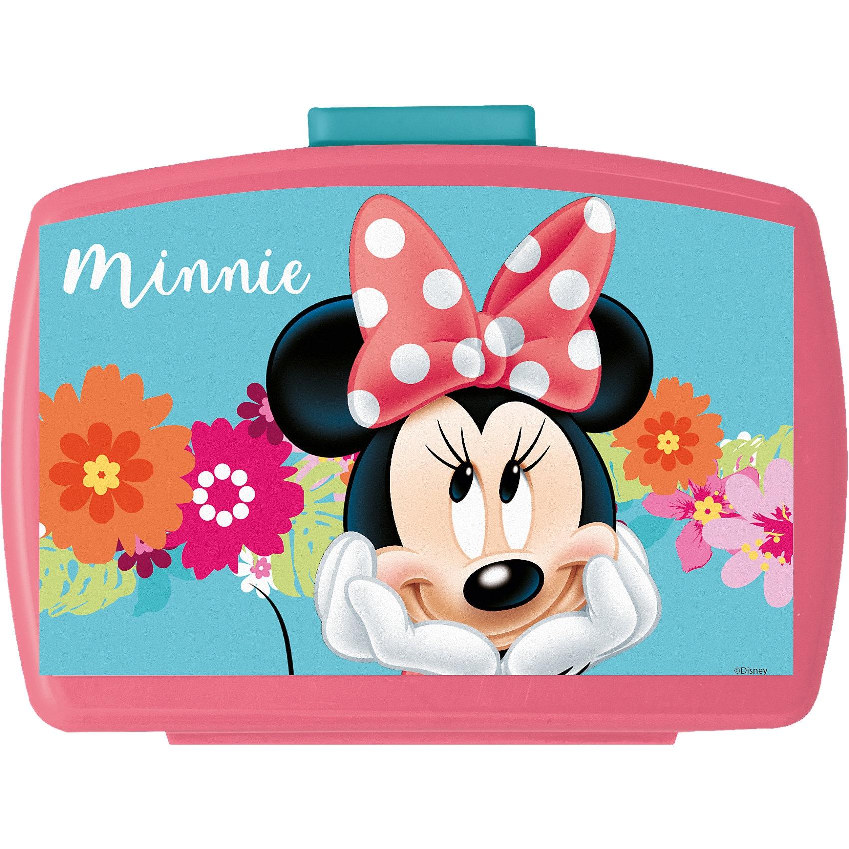 P:OS Premium-Brotdose Minnie Mouse