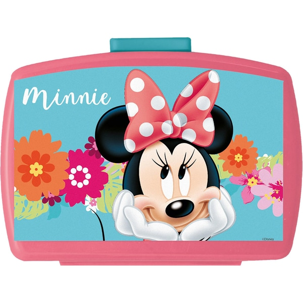 P:OS Premium-Brotdose Minnie Mouse