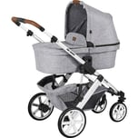 ABC Design Kombi Kinderwagen Salsa 4 graphite grey