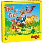 Haba 305520 Tier auf Tier Das wackelige Stapelspiel