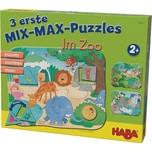 Haba 3 erste Mix-Max-Puzzles Im Zoo