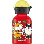 Sigg Alu-Trinkflasche Forest Kids 300 ml