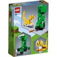 LEGO Minecraft 21156 BigFig Creeper™ und Ozelot