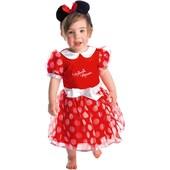 Travis Kostüm Minnie Mouse Red Dress