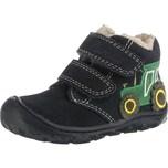 Lurchi Lauflernschuhe für Jungen gefüttert Weite M Traktor