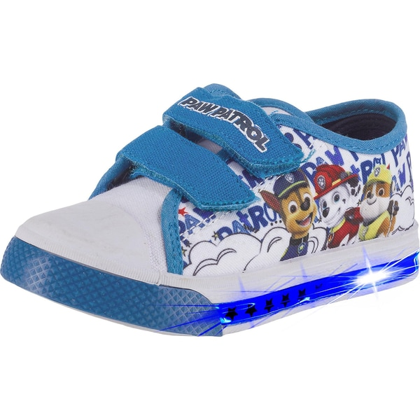 Paw Patrol Baby Sneakers Low Blinkies für Jungen