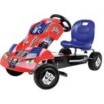 hauck Toys Transformers Optimus Prime Go-Kart rot
