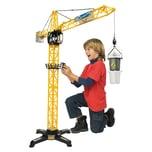 Dickie Toys Giant Crane Riesenkran mit Kabelsteuerung