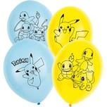 Amscan 6 Latexballons Pokémon 28cm11