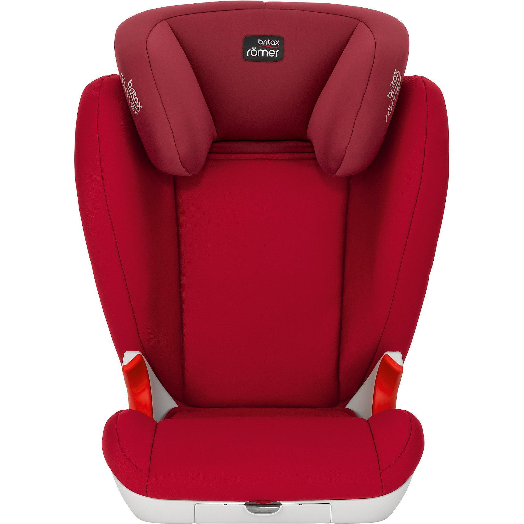 Britax Römer Auto-Kindersitz Kid II Flame Red 2018