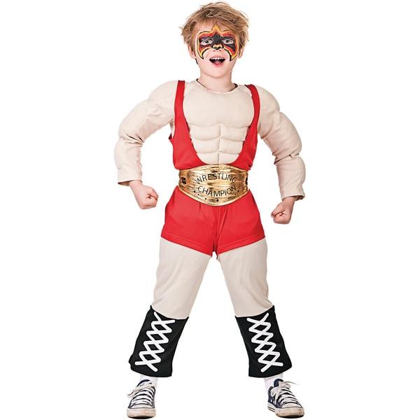 Amscan Kostüm Wrestler