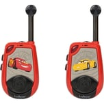 Lexibook Disney Cars 3D Walkie Talkie