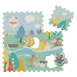 CHICCO Disney Baby Bambi Puzzlematte 9tlg.