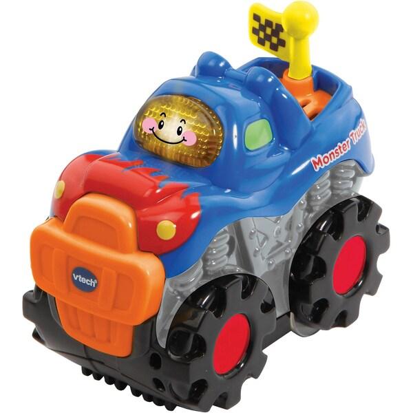 Vtech Tut Tut Baby Flitzer Monster Truck