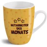 """NICI Tasse Jolly """"Mitarbeiter des Monats"""" Porzellan 42644"""