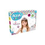 Aladine Aqua Pearl Set Krone