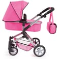 Bayer Puppenwagen City Neo pink
