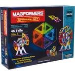 Magformers Creator Carnival Set 46T Booklet 3