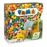 PlayMais World Jungle 1.000 Maisbausteine