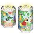 Ravensburger 2er Set Mal- und Bastelset Mixxy Colors Windlicht Paradiesische Vögel