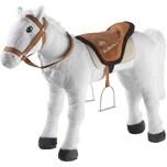 """Heunec BIBI TINA Pferd """"Sabrina"""" stehend 75 cm"""