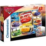 Clementoni Bodenpuzzle 40 Teile Cars