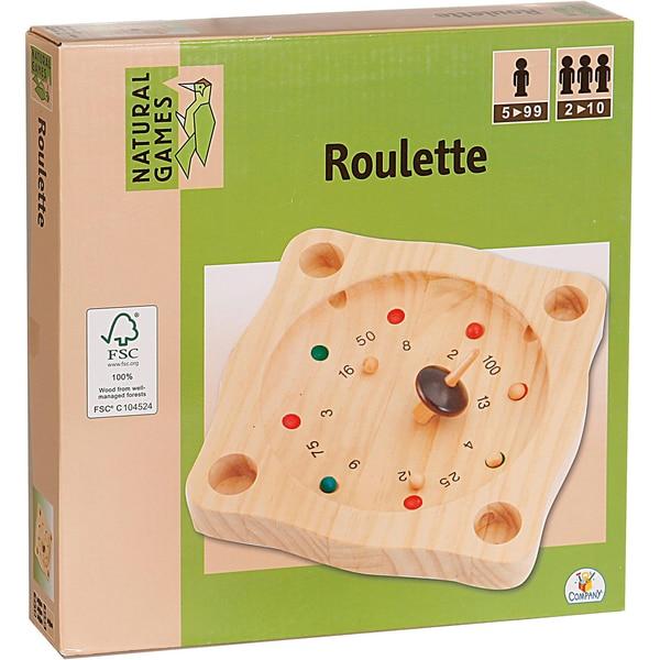 Natural Games Tiroler Roulette 22cm
