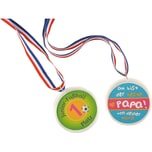 Eduplay Medaille zum Selbstgestalten 10 Stück