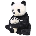 Wild Republic Mama und Baby Panda