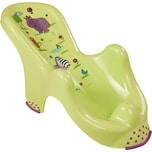 keeeper Badewannensitz Hippo anatomisch limegrün