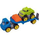 Big Power-Worker Mini Monstertruck-Set