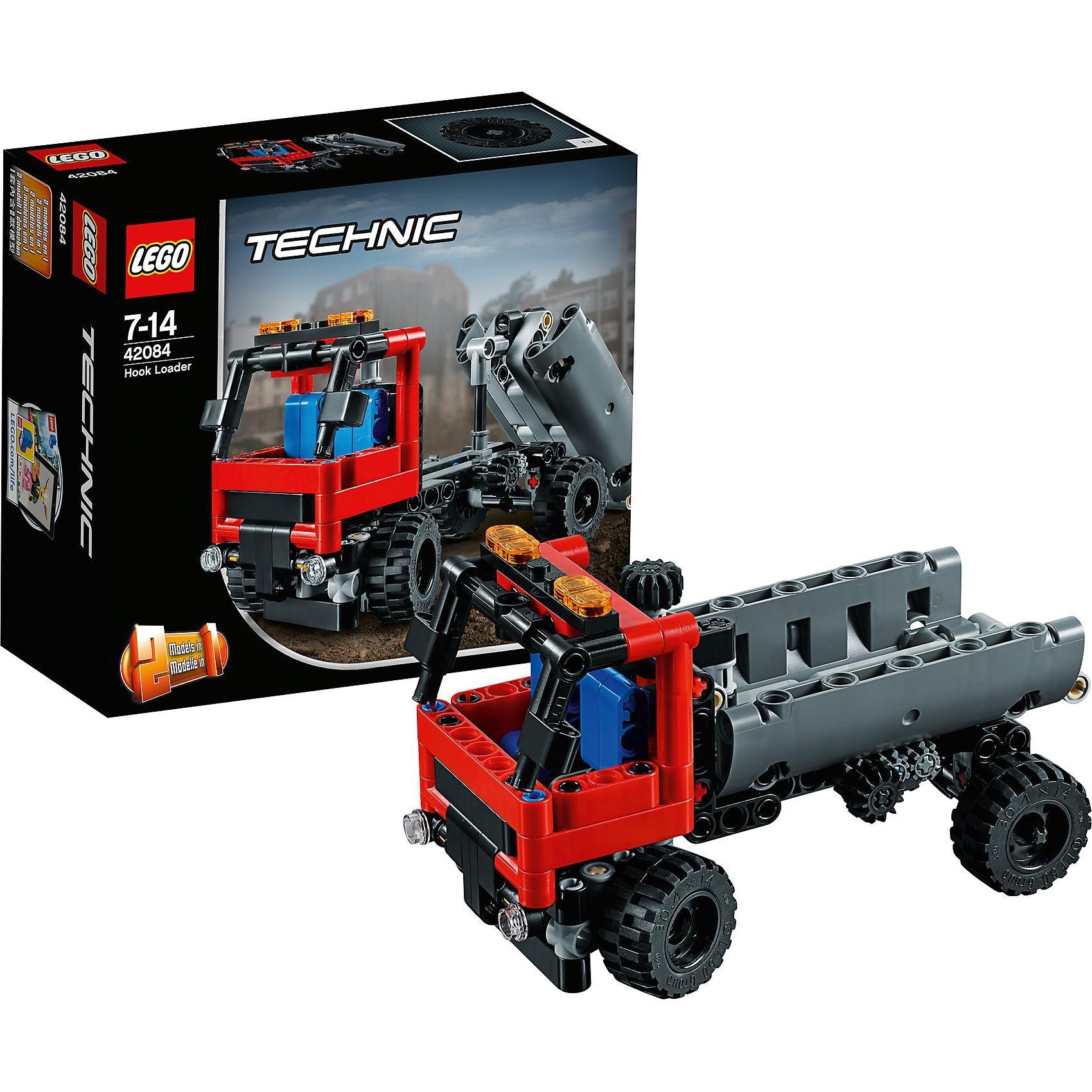 Lego Technic 42084 Absetzkipper