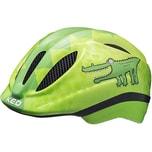 KED Helmsysteme Fahrradhelm Meggy Trend Croco grün