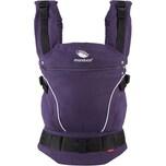 Manduca Babytrage PureCotton purple