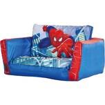 WORLDS APART Aufblasbares Sofa Spider-Man ausklappbar
