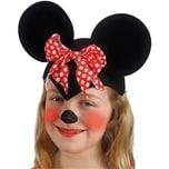 Hut Miss Mouse
