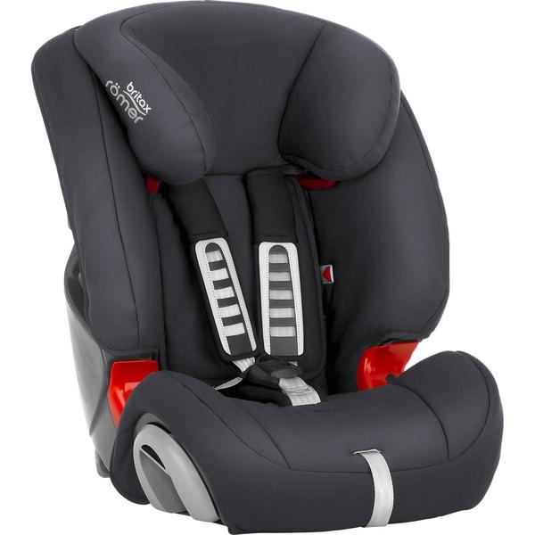 Britax Römer Auto-Kindersitz Evolva 1-2-3 Storm Grey