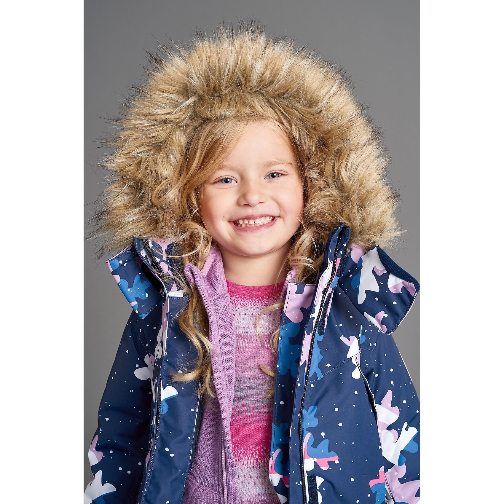 Reima Winterjacke Muhvi für Mädchen