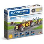 Clicformers Rennwagen Set 34 Stück