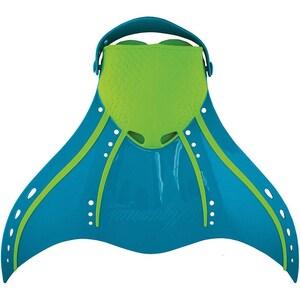 Finis Meerjungfrauflosse Aquarius Fin Tropical Teal Blaugrün