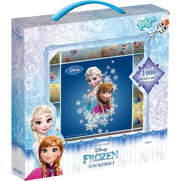 Totum Die Eiskönigin Stickerbox 1.000 Sticker