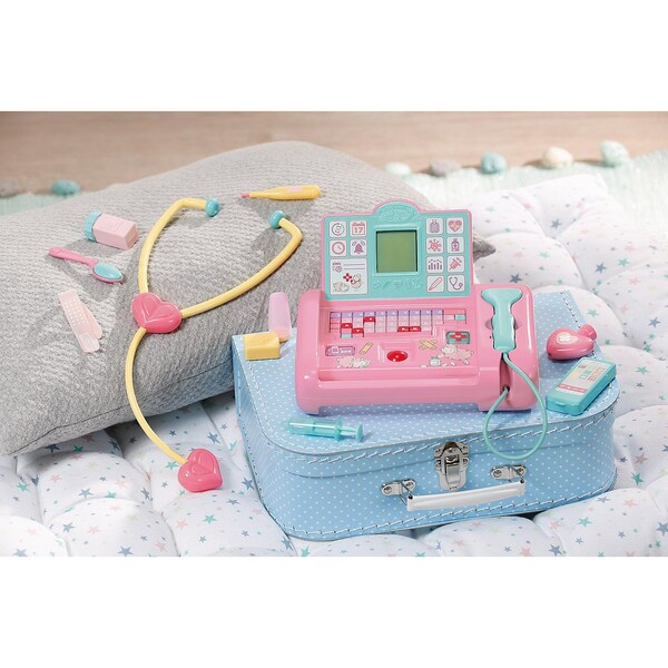 Zapf Creation Exklusiv Baby Annabell Feels Better Scanner