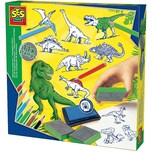 SES Creative Dino-Stempel